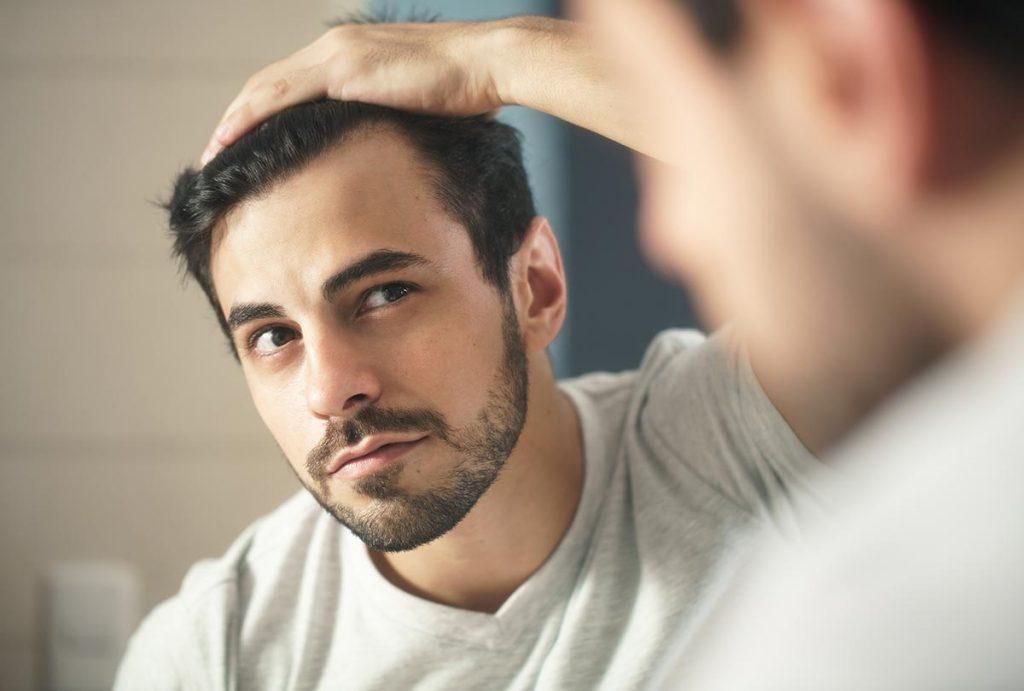 ENJOY A HEALTHY HEAD OF HAIR