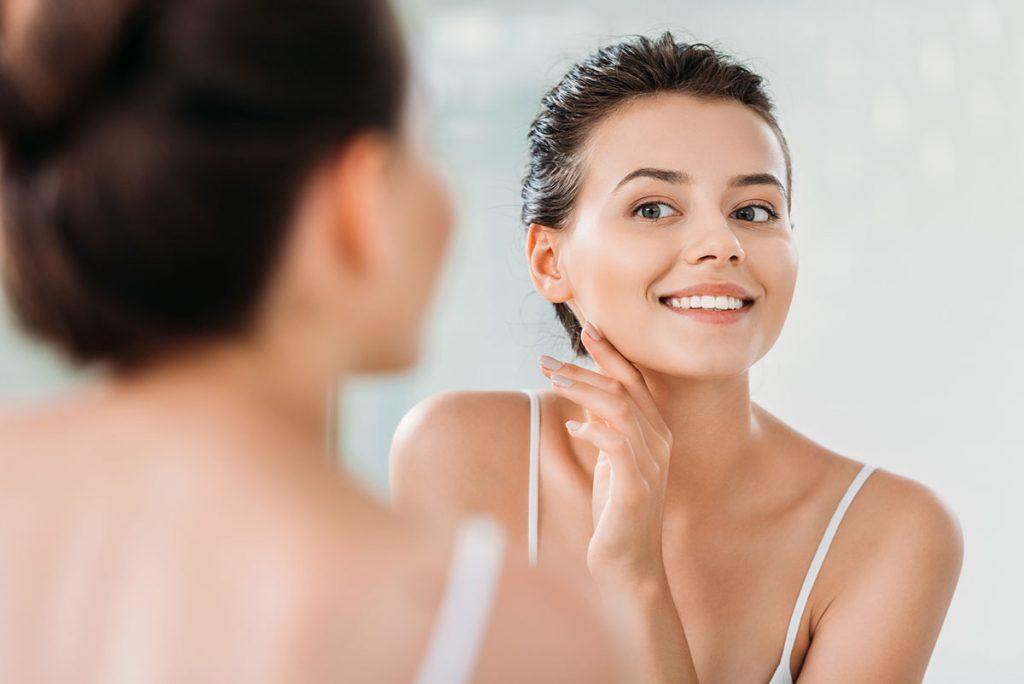 Ganzheitliche Behandlung für Ihre Haut