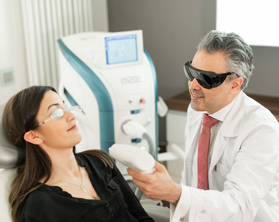 Laser therapy – Young skin no matter your age